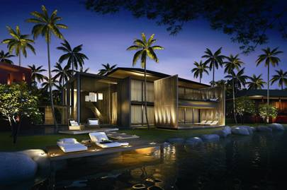 Phulay Bay Ritz-Carlton Reserve, Krabi, Thailand
