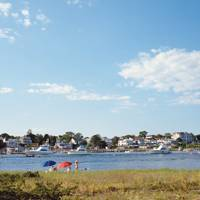 Island towns of Martha's Vineyard