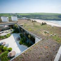 12. The Scarlet Hotel, Cornwall
