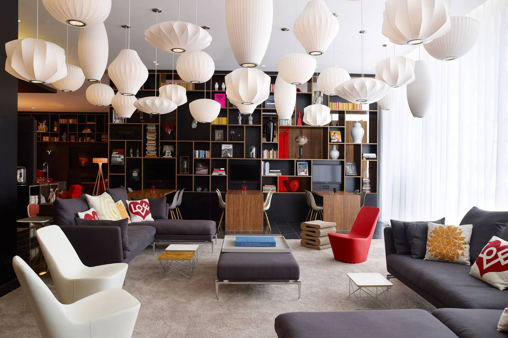 CitizenM Bankside hotel opens in South London | CN Traveller