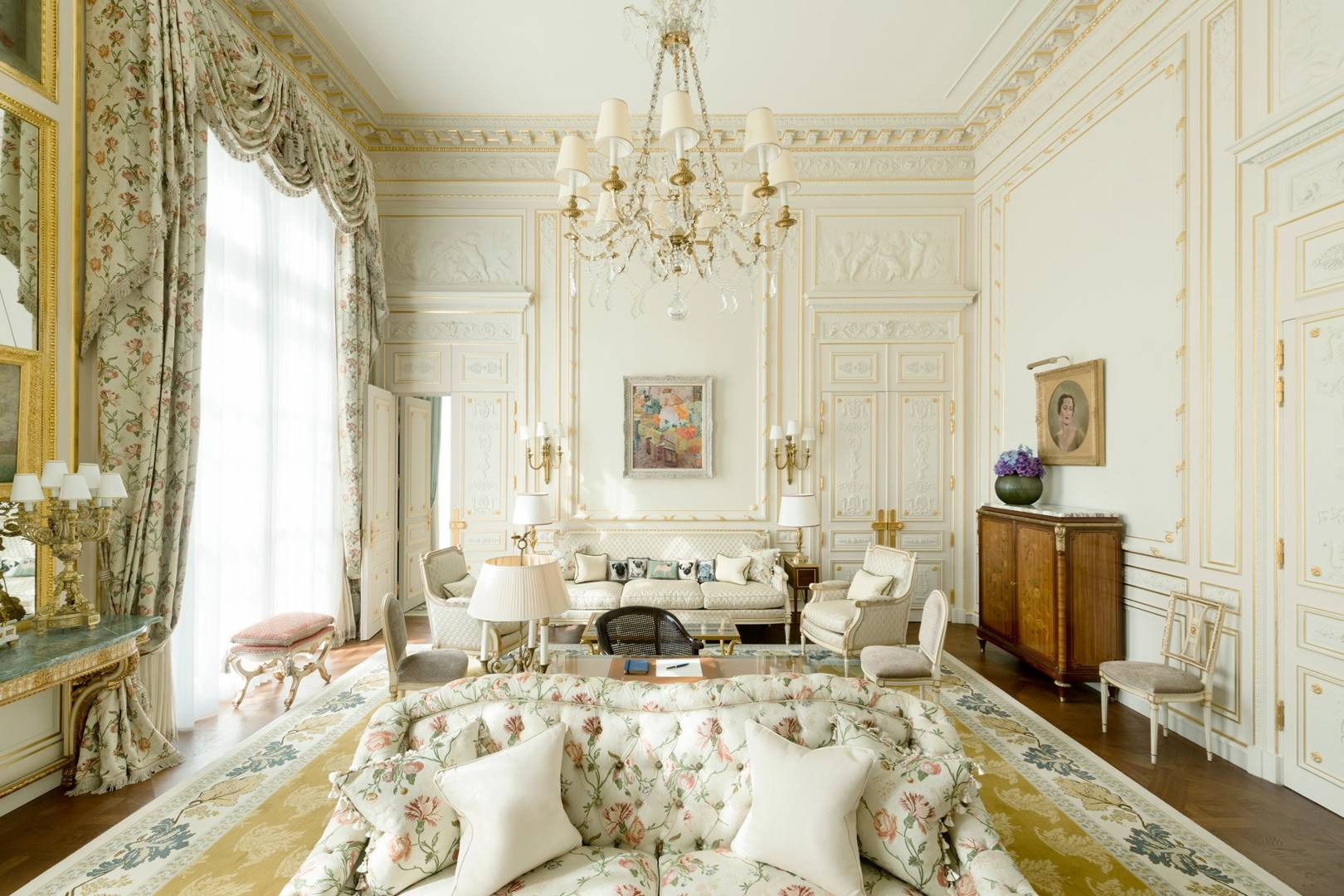 An Exclusive First Look Inside The Ritz Paris Hotel Review And