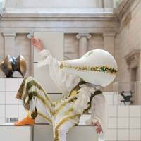 Anthea Hamilton: The Squash