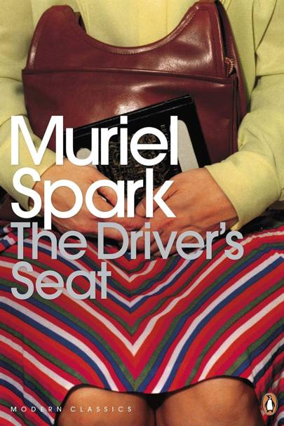THE DRIVER'S SEAT, MURIEL SPARK