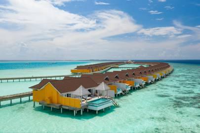 Save £100 a night at The Standard, Maldives