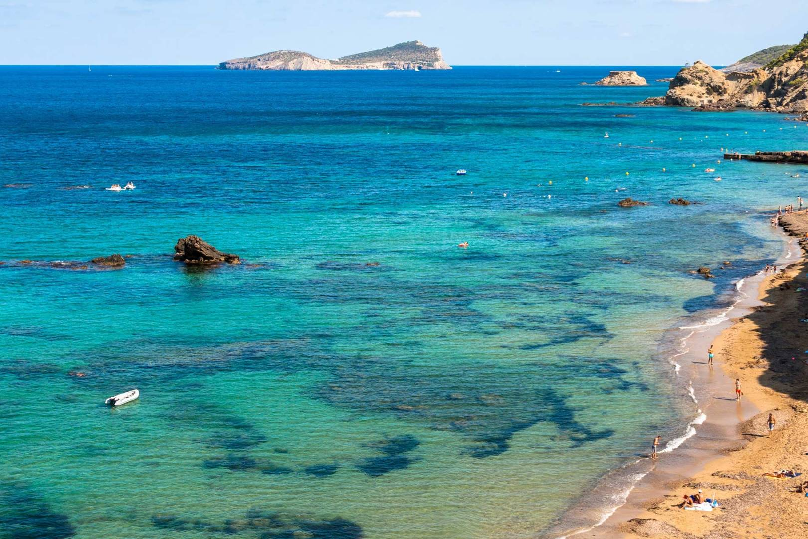 The best beaches in Ibiza | Spain | CN Traveller