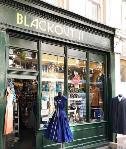 Discover vintage delights in Blackout II