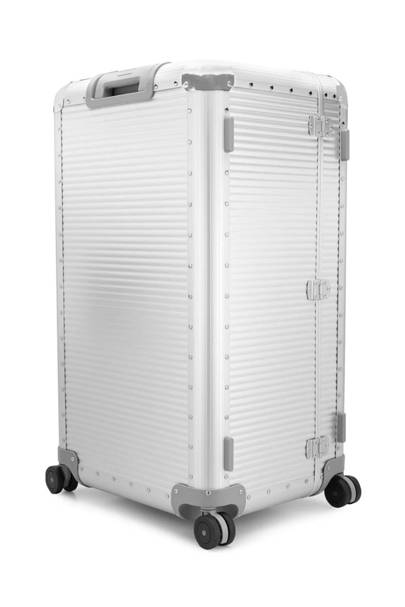 FPM Milano ribbed trunk suitcase