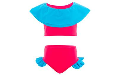 The kids swimwear