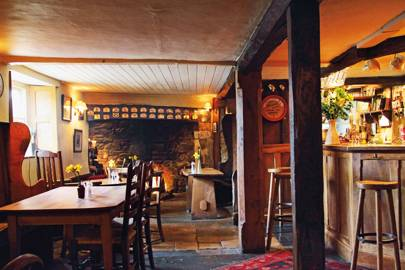 Secret pubs in the Cotswolds
