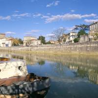 Castelnau des Fieumarcon: Gascony, France