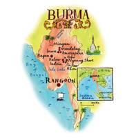 Burma beyond the pagodas