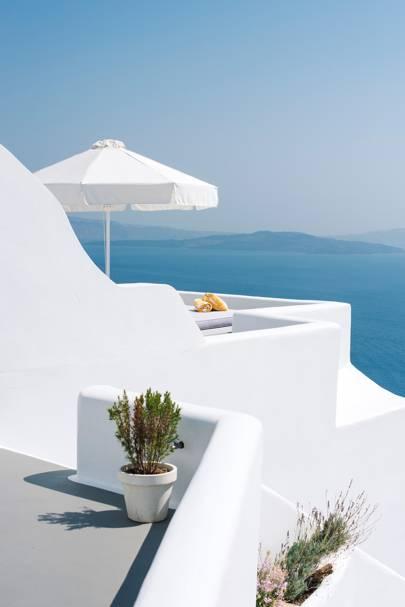 2. Santorini