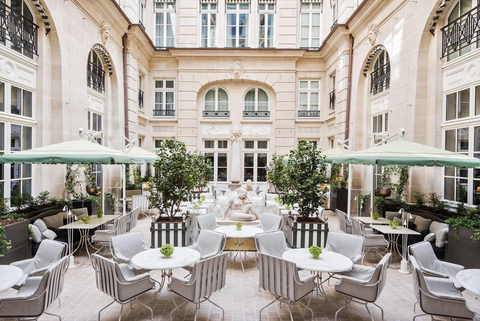 Hôtel de Crillon review | CN Traveller