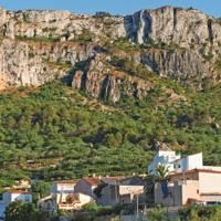 Benissiva village