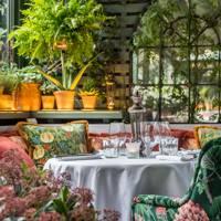 The Ivy Garden, Chelsea