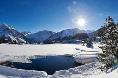 5. Winter walks