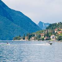 Free travel guide to Lake Lugano, Italy | CN Traveller