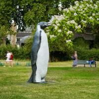 The sculpture trail at Regent's Park
