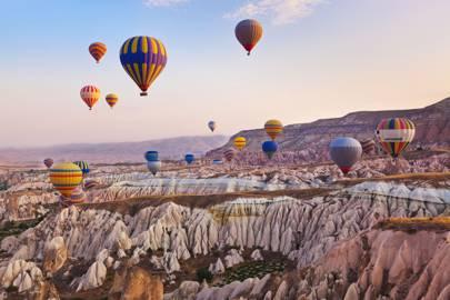 12. Cappadocia, Turkey