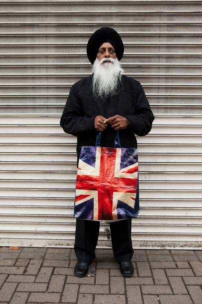 Only Human by Martin Parr, National Portrait Gallery