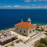 A LIGHTHOUSE IN THE ADRIATIC