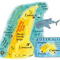 Travel information for Ningaloo Reef, Australia