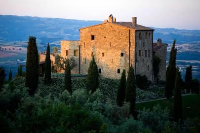 Castello di Vicarello, Tuscany