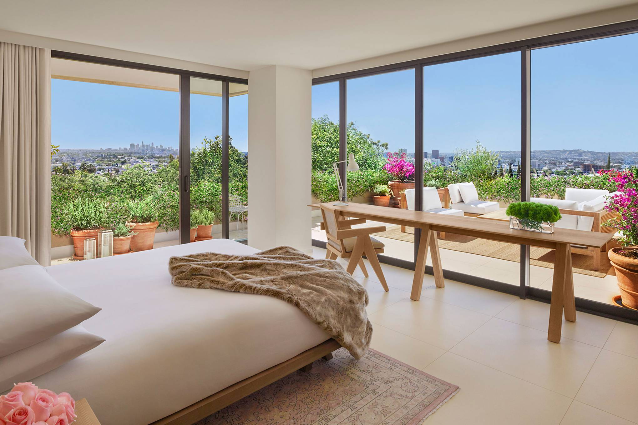 A first look inside The West Hollywood Edition: LA's new hotel to know