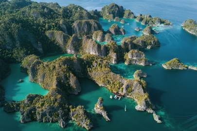 38. Raja Ampat Islands, Indonesia