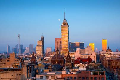 13. Torre Latinoamericana