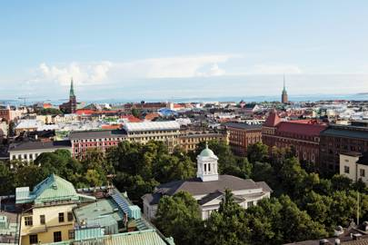 Helsinki – a vision of the future