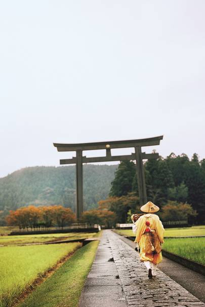 Japan's spiritual heartland: the Kii Peninsula