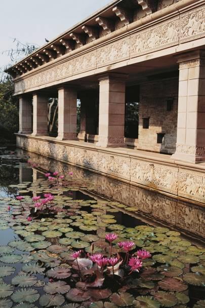 6. The Leela Goa, India
