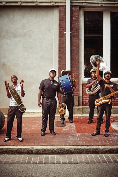 3. See why New Orleans is the USA's greatest revival city
