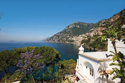 Characterful hotels on the Amalfi coast