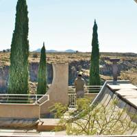 The Arcosanti Sky Suite, Arizona