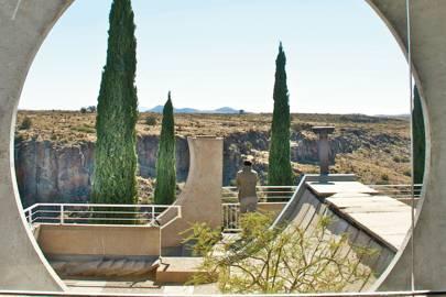 The Arcosanti Sky Suite, Arizona