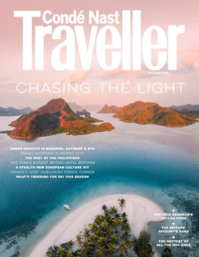 Get 12 issues of Condé Nast Traveller for £19