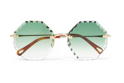 Chloe sunglasses at Net-A-Porter