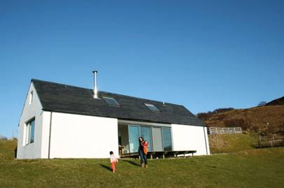 The Longhouse Tokavaig