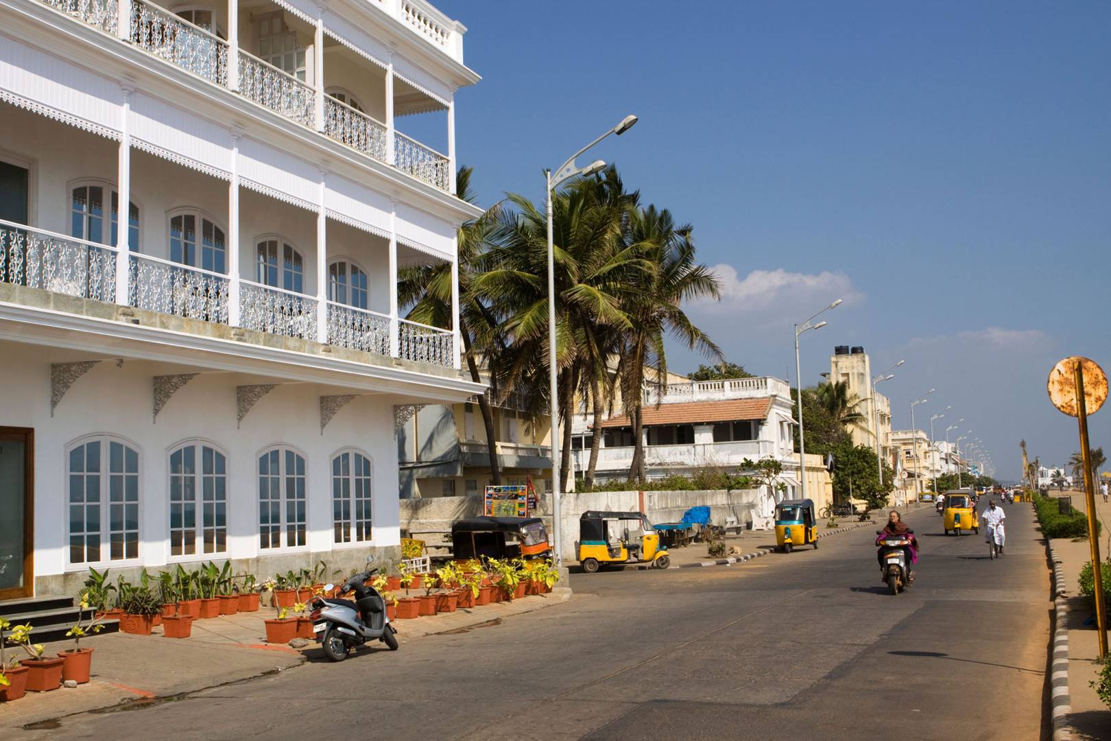 Pondicherry The Hottest New Hotels Bars Restaurants S And Sights Cn Traveller