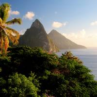 6. St Lucia
