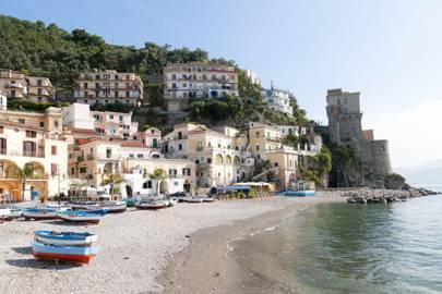 Cetara, Campania