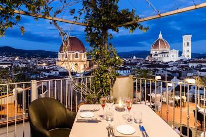 Rooftop Bars Florence Cn Traveller