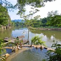Hinto River Camp, Thailand