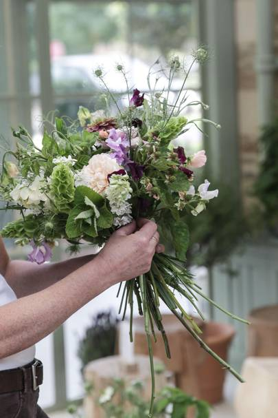 Floristry at Daylesford, Gloucestershire