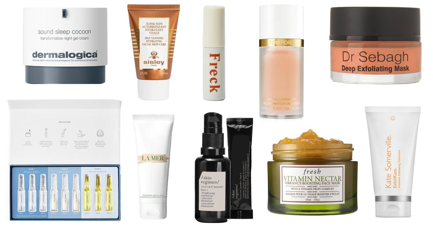 How to get glowing holiday skin at home - CN Traveller