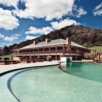 Wolgan Valley Resort & Spa, New South Wales
