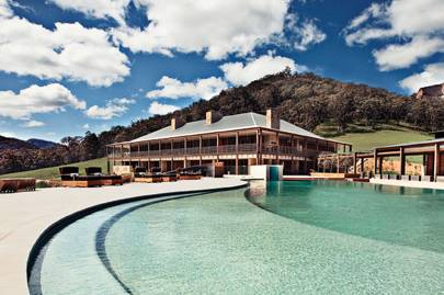 Wolgan Valley Resort & Spa, New South Wales