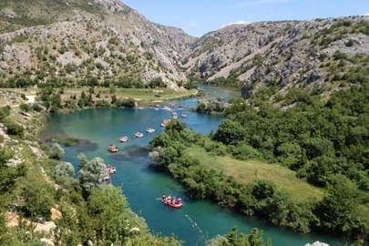 Get your thrills in Starigrad – Paklenica
